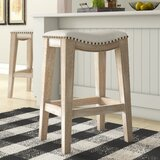 Urbanna Bar Stool (Set of 2) by Gracie Oaks