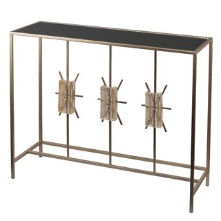 "Criddle Modern Chic 40"" Console Table by Brayden Studio SKU:EA925442 Check Price"