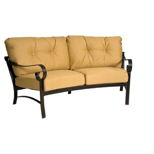 Belden Crescent Love Seat