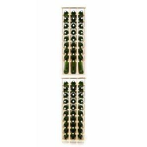 Premium Cellar Series 60 Bottle Floor Wine Rack by Wineracks.com