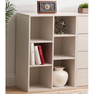 Bargain Collan 6 Cube Wood Standard Bookcase ByIRIS USA, Inc.