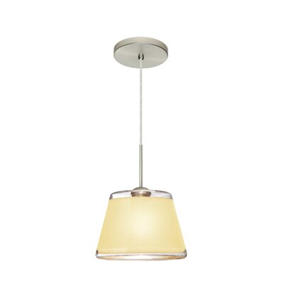 Pica 1 Light Cone Pendant Besa Lighting