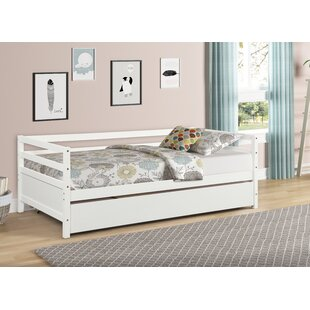 Campfield Twin Bed with Trundle