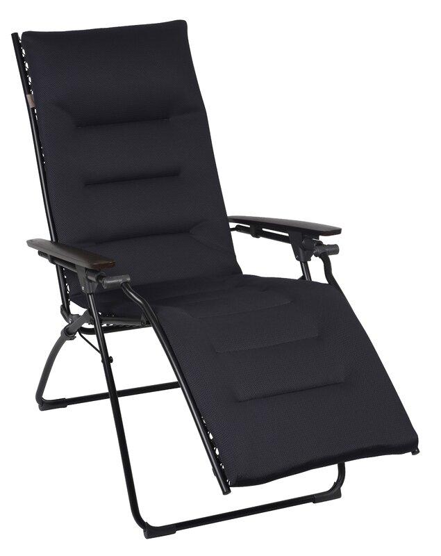 lafuma evolution zero gravity chair with cushion & reviews | wayfair