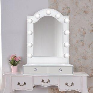 Reviews Laleia Bathroom / Vanity Mirror BySymple Stuff