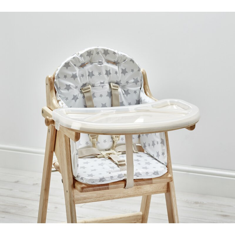 Harriet Bee Briggs Standard Highchair