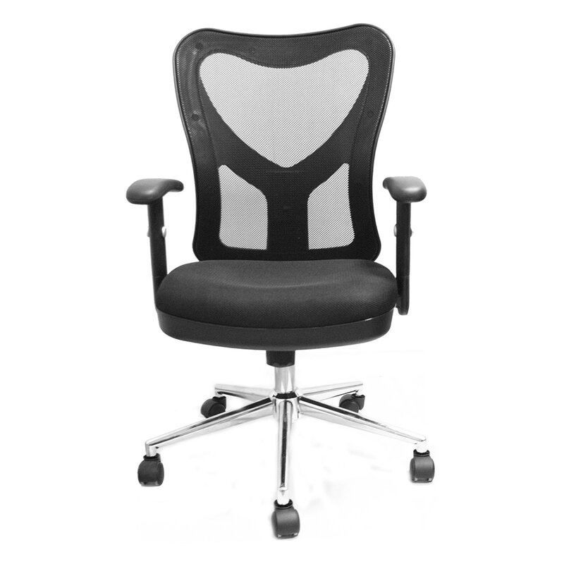 Techni Mobili Ergonomic Task Chair Reviews Wayfair