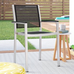 Coline Stacking Patio Dining Chair
