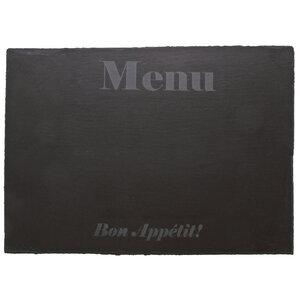 Bon Appetite Menu Cheese Board