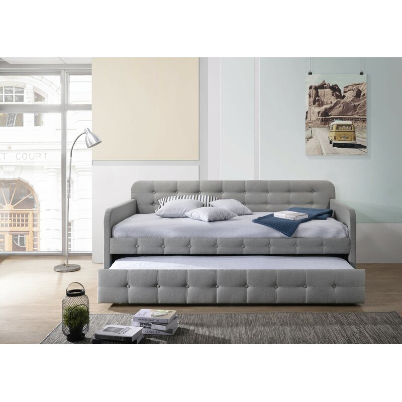 Andover Mills Seraphine Twin Daybed