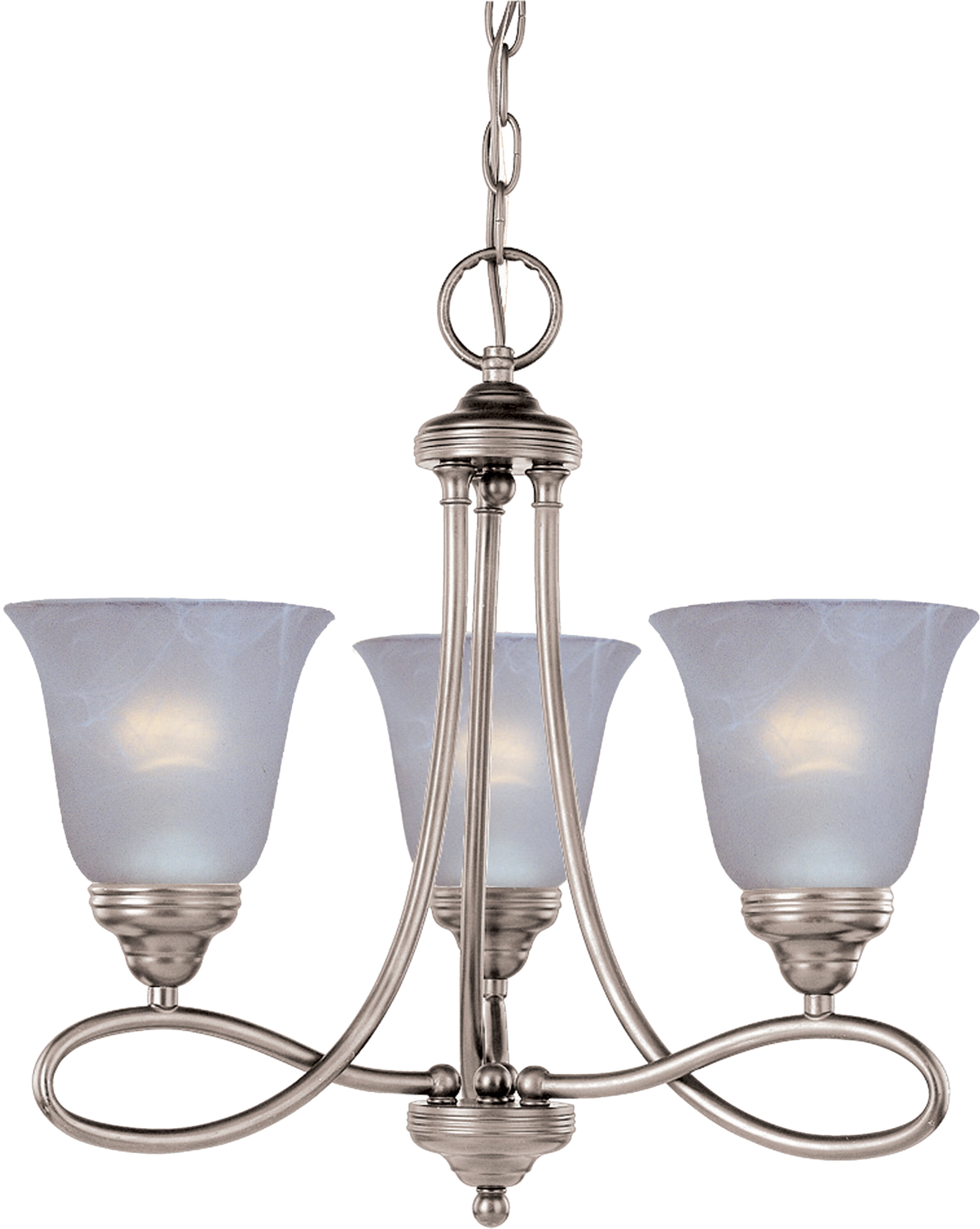 Charlton Home Weesner 3 Light Shaded Classic Traditional Chandelier Reviews