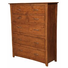 Barten 6 Drawer Chest by Darby Home Co