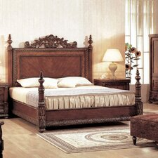 Conway King Platform Bed by Astoria Grand