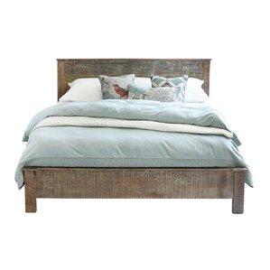 arakaki platform bed - Reclaimed Wood Bed Frame