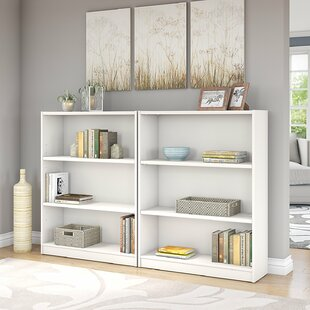 Affordable Hilbert Standard Bookcase (Set of 2) By Red Barrel Studio
