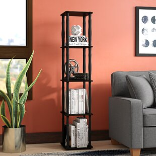 Matthew 5 Tier Etagere Bookcase