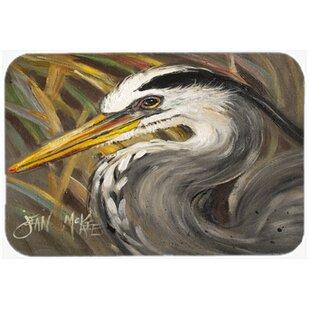 Heron Glass Cutting Board