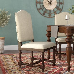 Westfall Upholstered Dining Chair (Set of 2)