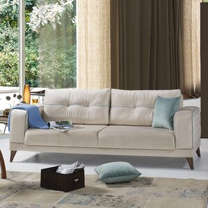 Paisley Sofa by Perla Furniture by Langley Street