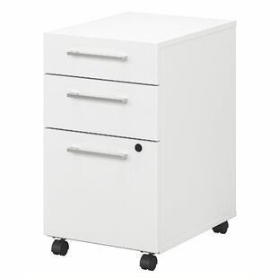 400 Series 3-Drawer Mobile Vertical Filing Cabinet