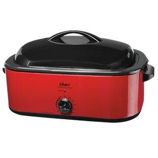 16-Quart Smoker Roaster Oven