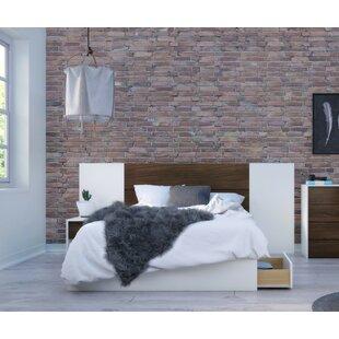 Bourquin Platform 4 Piece Bedroom Set