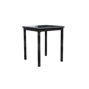 Find for Donley Wicker Bar Table Great price