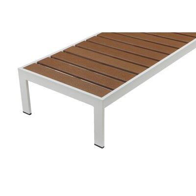 Xochitl Reclining Chaise Lounge Allmodern