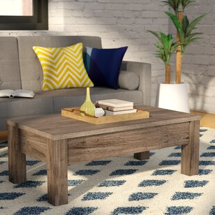 Reviews Mansour Coffee Table with Lift Top by Mistana Reviews (2019) & Buyer's Guide