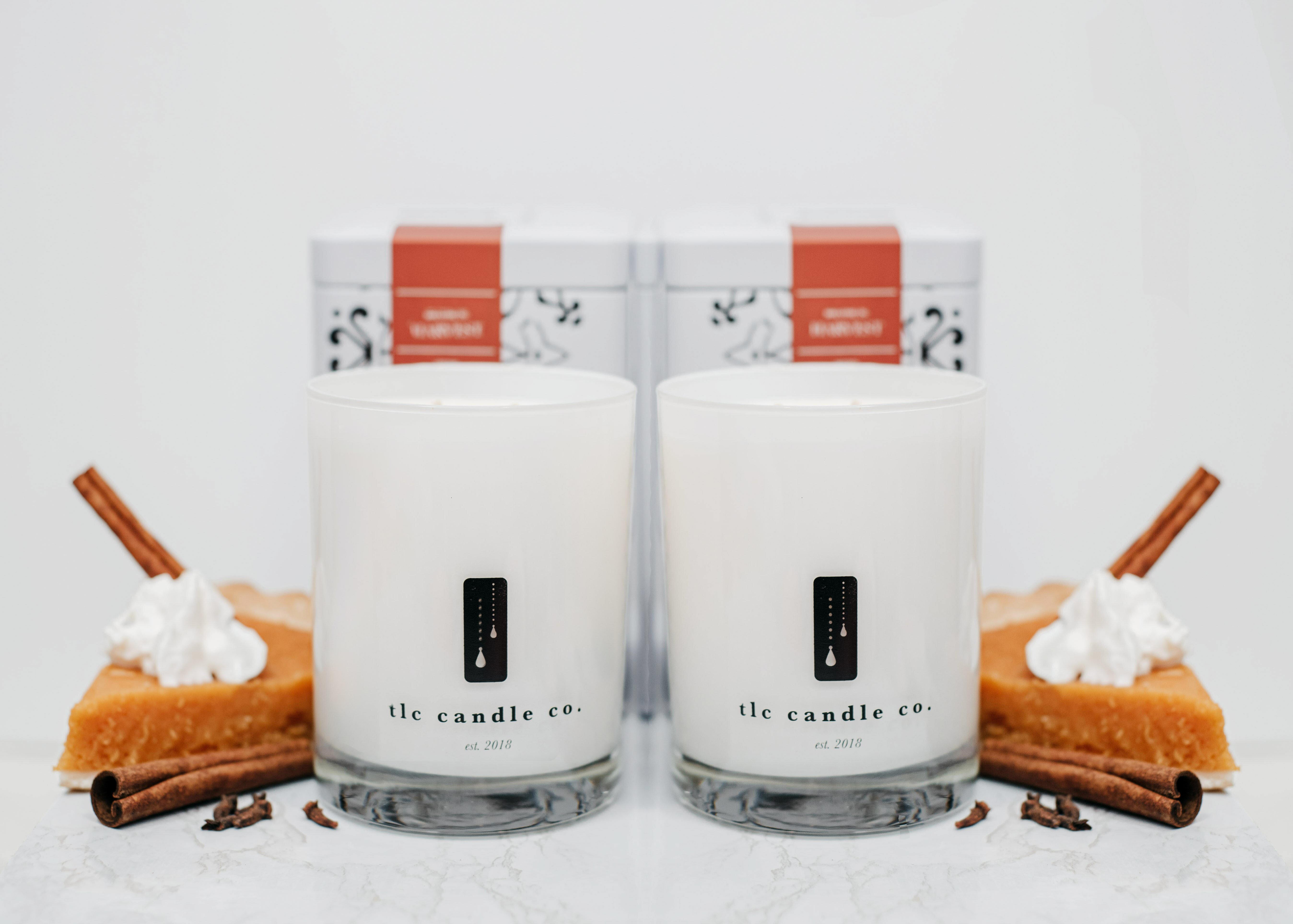 Tlc Candle Co 2 Piece Harvest Scented Jar Candle Set Wayfair