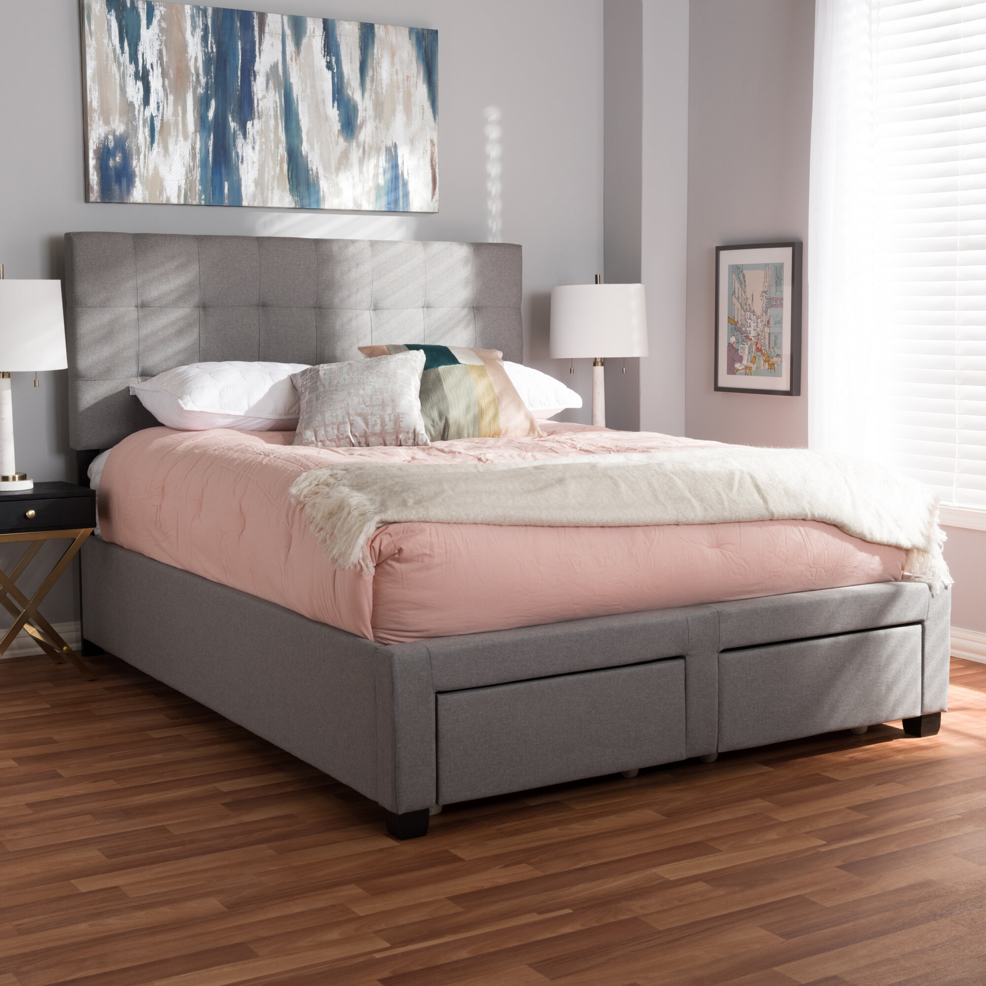 Storage Included Wrought Studio Beds You Ll Love In 2021 Wayfair