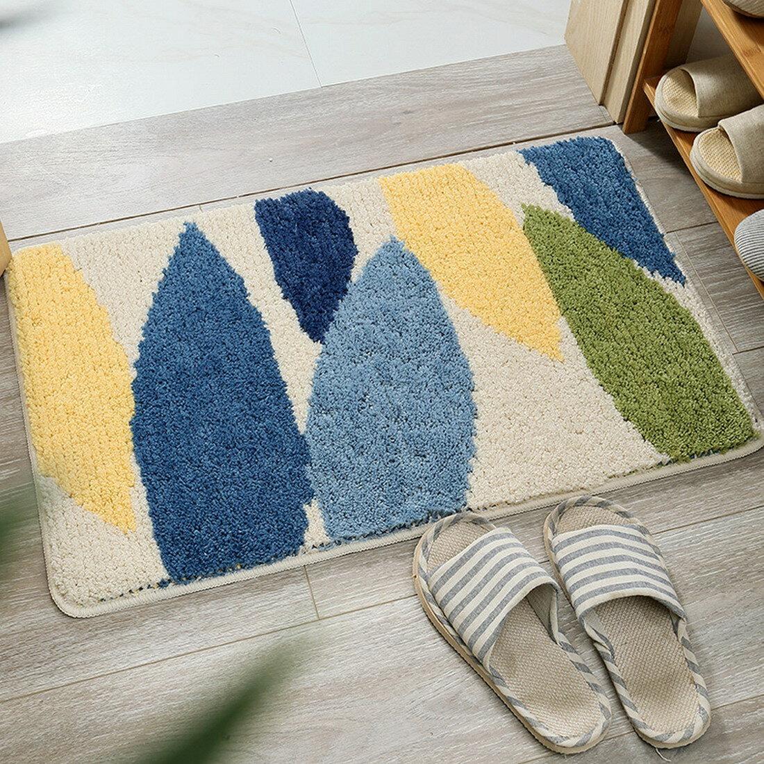 Non-slip Soft Memory Foam Bath Bathroom Shower Door Floor Mat Rug Pad Carpet Hot