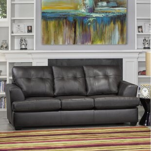 Cowhill Leather Sofa