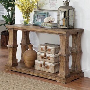 Morrissette Transitional Console Table By Gracie Oaks