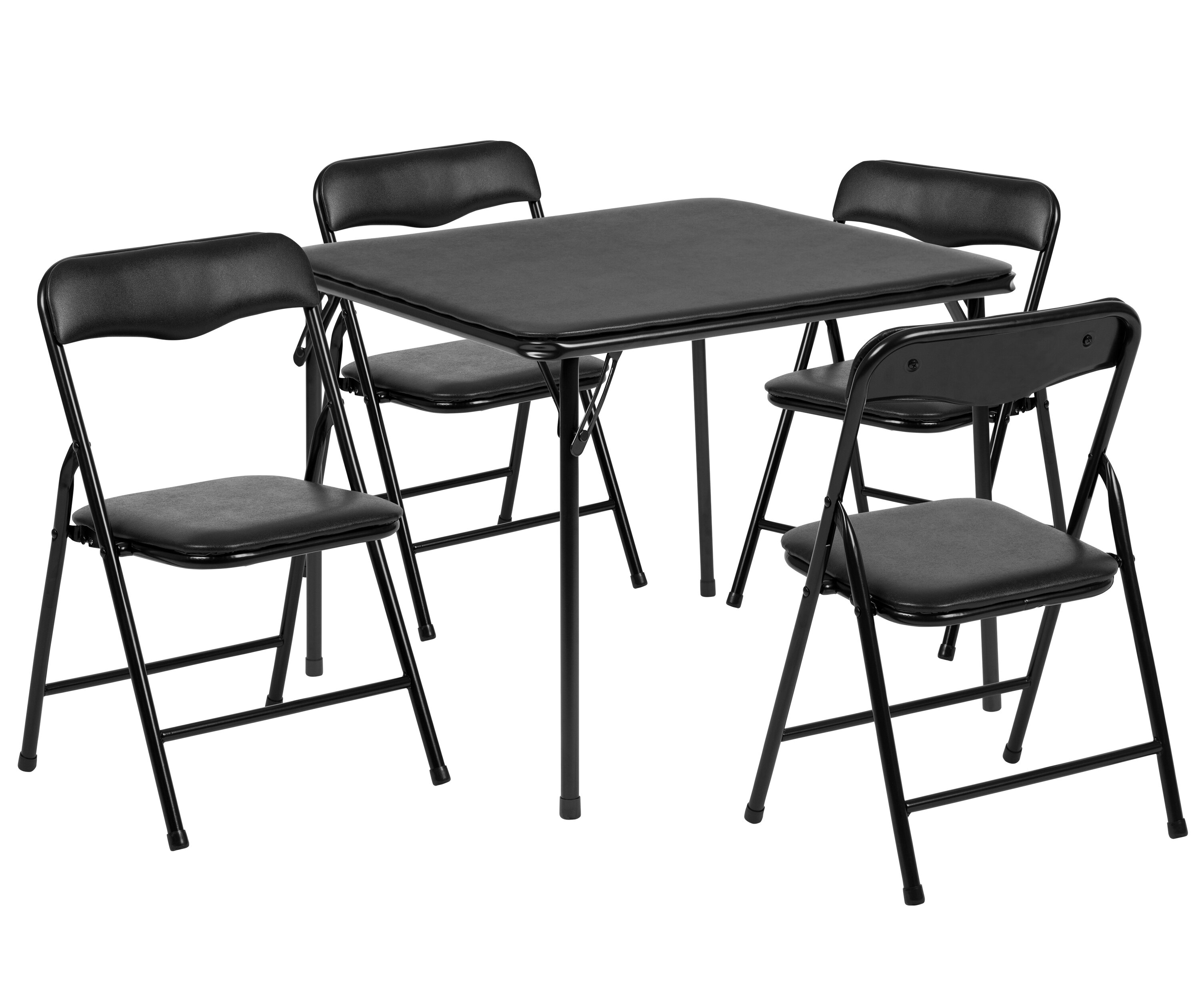 Patryk Kids 10 Piece Square Interactive Table and Chair Set