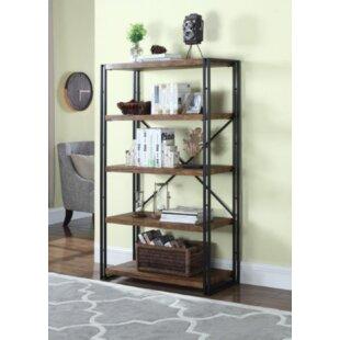 Lorinda Etagere Bookcase
