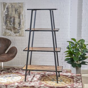 Best Choices Komar Etagere Bookcase by Gracie Oaks