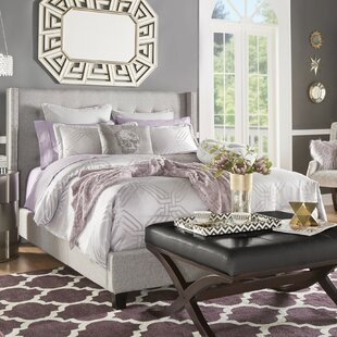 Comparison Gittan Upholstered Panel Bed by Willa Arlo Interiors Reviews (2019) & Buyer's Guide