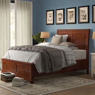 Affordable Price Finnegan Storage Bed by Birch Lane™ Heritage Reviews (2019) & Buyer's Guide