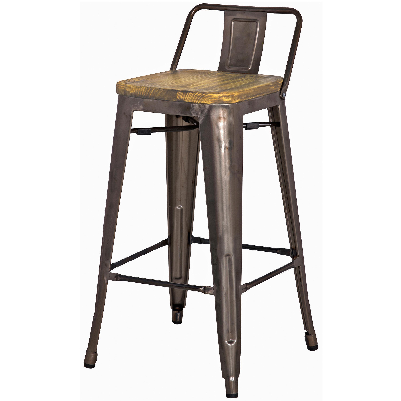 Trent Austin Design Shumake 26 Bar Stool Reviews Wayfair