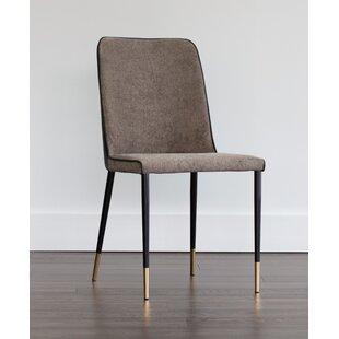 Klaus Upholstered Dining Chair (Set of 2) Sunpan Modern