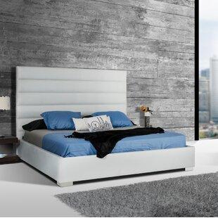 Camron Upholstered Platform Bed