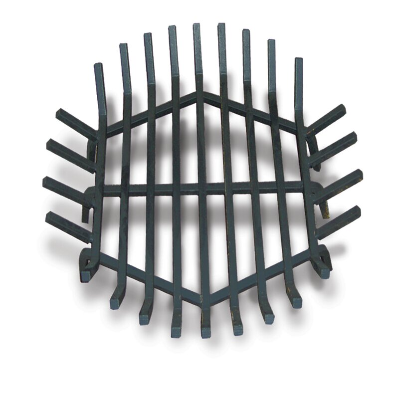 Round Fire Pit Grate - Master Flame Round Fire Pit Grate Wayfair
