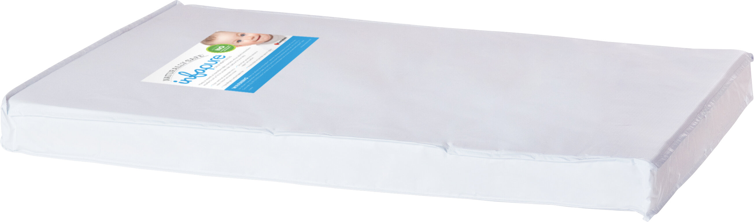 products pads crib with background breathable lullabyearth earth washable breeze lullaby com mattress pad box