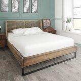Avant Queen Platform Solid Wood Configurable Bedroom Set by Hopper Studio
