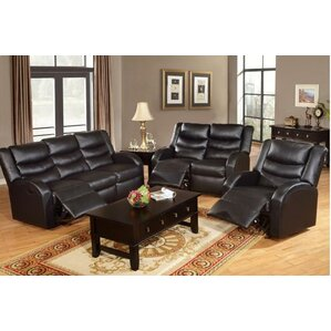 Wilsom 3 Piece Living Room Set by A&J Homes Studio