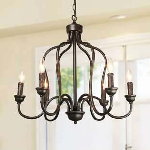 Pollux 6-Light Chandelier