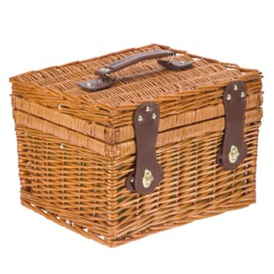 Wine Picnic Basket, Service for 2