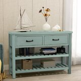 Baskin 45'' Console Table by Longshore Tides
