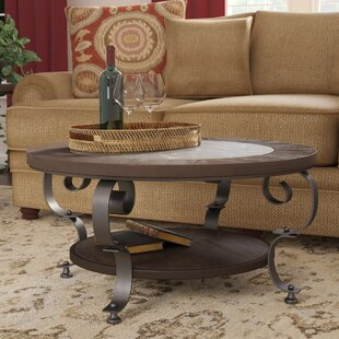 Alan Coffee Table by Fleur De Lis Living #1